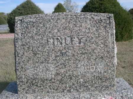 FINLEY, ELLA - Dawes County, Nebraska | ELLA FINLEY - Nebraska Gravestone Photos