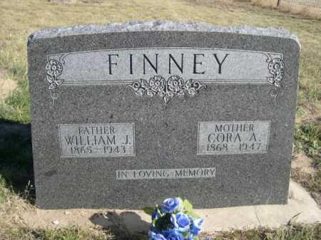 FINNEY, CORA A. - Dawes County, Nebraska   CORA A. FINNEY - Nebraska Gravestone Photos