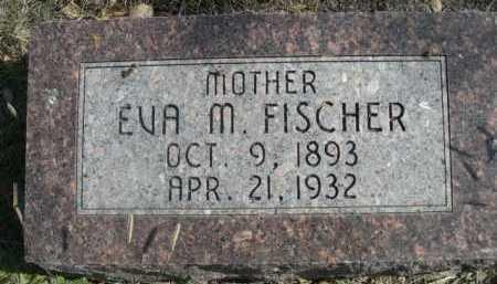 FISCHER, EVA M. - Dawes County, Nebraska | EVA M. FISCHER - Nebraska Gravestone Photos
