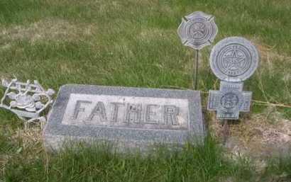FISHER, FATHER - Dawes County, Nebraska | FATHER FISHER - Nebraska Gravestone Photos