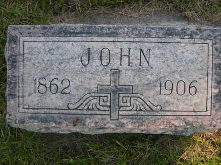 FLANIGAN, JOHN - Dawes County, Nebraska | JOHN FLANIGAN - Nebraska Gravestone Photos