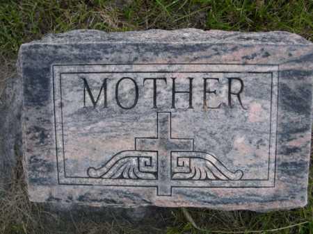 FLANIGAN, MOTHER - Dawes County, Nebraska | MOTHER FLANIGAN - Nebraska Gravestone Photos