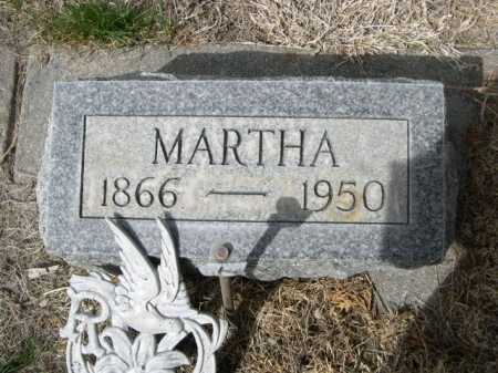 FLEMING, MARTHA - Dawes County, Nebraska | MARTHA FLEMING - Nebraska Gravestone Photos