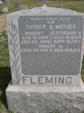 FLEMING, ROBERT JR. - Dawes County, Nebraska | ROBERT JR. FLEMING - Nebraska Gravestone Photos