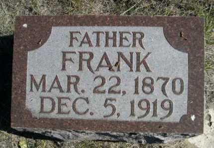 FLESHMAN, FRANK - Dawes County, Nebraska | FRANK FLESHMAN - Nebraska Gravestone Photos