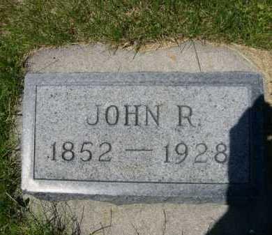 FLICKINGER, JOHN R. - Dawes County, Nebraska | JOHN R. FLICKINGER - Nebraska Gravestone Photos