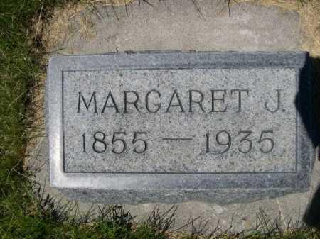 FLICKINGER, MARGARET J. - Dawes County, Nebraska | MARGARET J. FLICKINGER - Nebraska Gravestone Photos