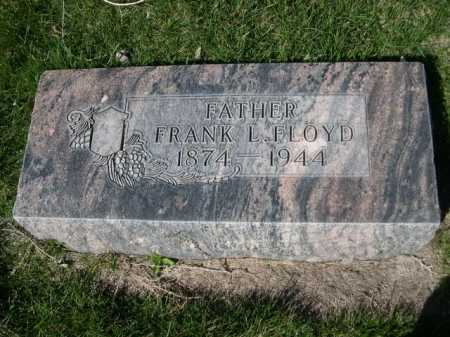 FLOYD, FRANK L. - Dawes County, Nebraska | FRANK L. FLOYD - Nebraska Gravestone Photos