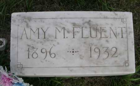 FLUENT, AMY M. - Dawes County, Nebraska | AMY M. FLUENT - Nebraska Gravestone Photos