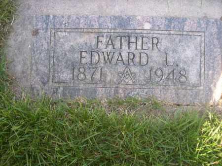 FORD, EDWARD L. - Dawes County, Nebraska | EDWARD L. FORD - Nebraska Gravestone Photos