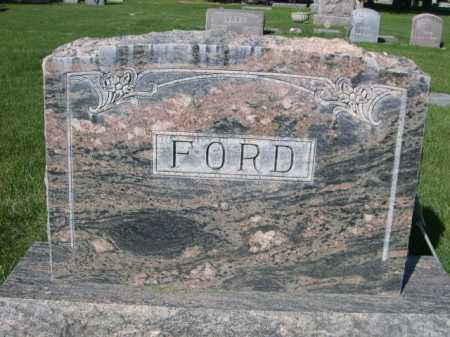 FORD, FAMILY - Dawes County, Nebraska | FAMILY FORD - Nebraska Gravestone Photos