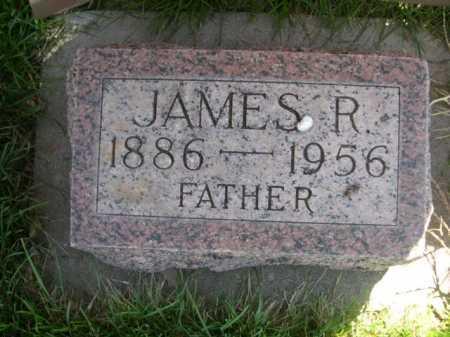 FORD, JAMES R. - Dawes County, Nebraska   JAMES R. FORD - Nebraska Gravestone Photos