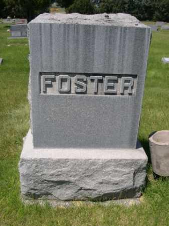 FOSTER, FAMILY - Dawes County, Nebraska | FAMILY FOSTER - Nebraska Gravestone Photos