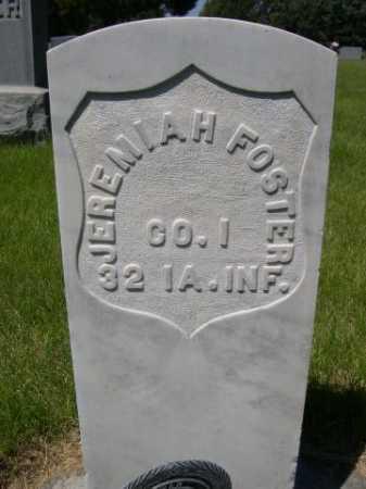 FOSTER, JEREMIAH - Dawes County, Nebraska | JEREMIAH FOSTER - Nebraska Gravestone Photos