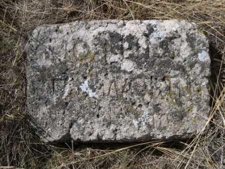 FOXWORTHY, MOTHER - Dawes County, Nebraska | MOTHER FOXWORTHY - Nebraska Gravestone Photos