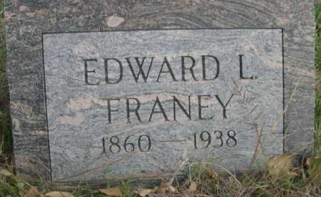 FRANEY, EDWARD L. - Dawes County, Nebraska | EDWARD L. FRANEY - Nebraska Gravestone Photos