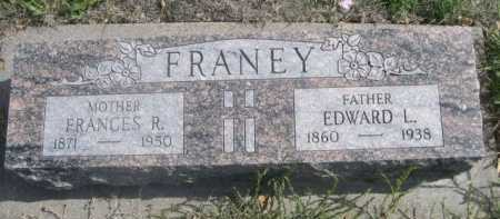 FRANEY, EDWARD L. - Dawes County, Nebraska | EDWARD L. FRANEY - Nebraska Gravestone Photos