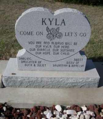 FREITAG, KYLA - Dawes County, Nebraska   KYLA FREITAG - Nebraska Gravestone Photos