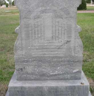 FULLER, ERKA - Dawes County, Nebraska   ERKA FULLER - Nebraska Gravestone Photos