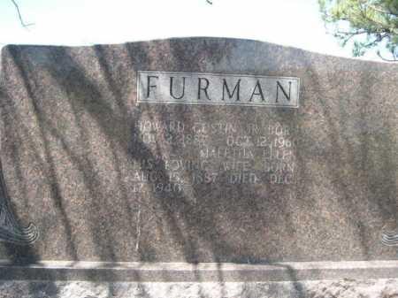 FURMAN, HOWARD GUSTON JR. - Dawes County, Nebraska | HOWARD GUSTON JR. FURMAN - Nebraska Gravestone Photos