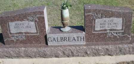 GALBREATH, MARIE J. - Dawes County, Nebraska   MARIE J. GALBREATH - Nebraska Gravestone Photos