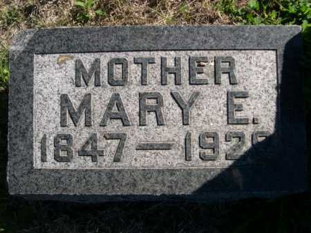 GALBREATH, MARY F. - Dawes County, Nebraska | MARY F. GALBREATH - Nebraska Gravestone Photos
