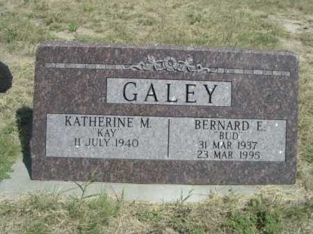 GALEY, KATHERINE M. - Dawes County, Nebraska | KATHERINE M. GALEY - Nebraska Gravestone Photos