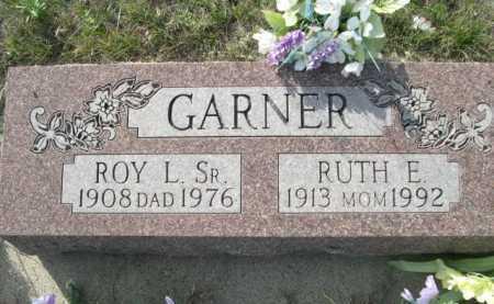 GARNER, RUTH E. - Dawes County, Nebraska | RUTH E. GARNER - Nebraska Gravestone Photos