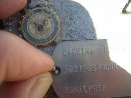 GARVIN, LARRY F. - Dawes County, Nebraska | LARRY F. GARVIN - Nebraska Gravestone Photos