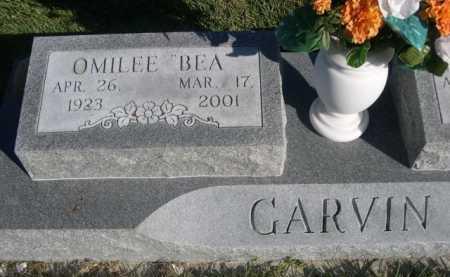 GARVIN, OMILEE BEA - Dawes County, Nebraska | OMILEE BEA GARVIN - Nebraska Gravestone Photos