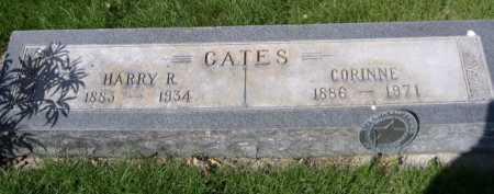 GATES, CORINNE - Dawes County, Nebraska | CORINNE GATES - Nebraska Gravestone Photos