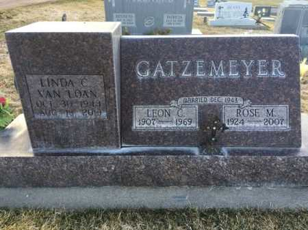 GATZEMEYER, ROSE M. - Dawes County, Nebraska | ROSE M. GATZEMEYER - Nebraska Gravestone Photos