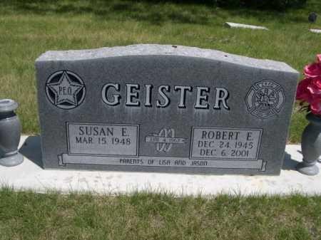 GEISTER, ROBERT E. - Dawes County, Nebraska | ROBERT E. GEISTER - Nebraska Gravestone Photos