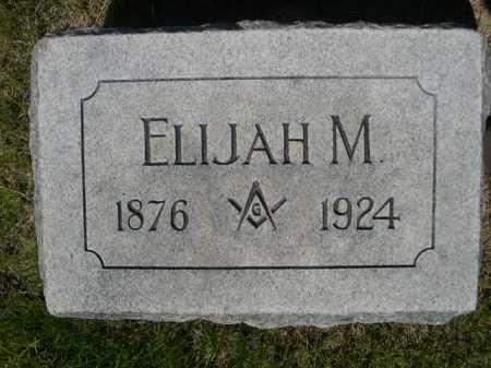 GIBSON, ELIJAH M. - Dawes County, Nebraska | ELIJAH M. GIBSON - Nebraska Gravestone Photos