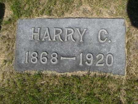 GIBSON, HARRY C. - Dawes County, Nebraska | HARRY C. GIBSON - Nebraska Gravestone Photos