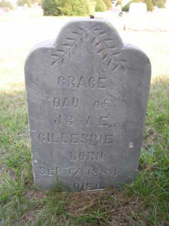 GILLESRIE, GRACE. - Dawes County, Nebraska | GRACE. GILLESRIE - Nebraska Gravestone Photos