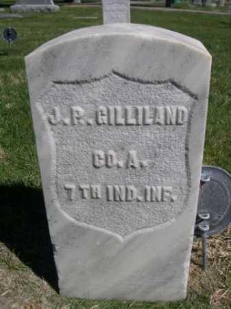 GILLILAND, J. P. - Dawes County, Nebraska | J. P. GILLILAND - Nebraska Gravestone Photos