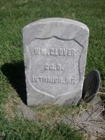 GLOVER, WM. - Dawes County, Nebraska | WM. GLOVER - Nebraska Gravestone Photos