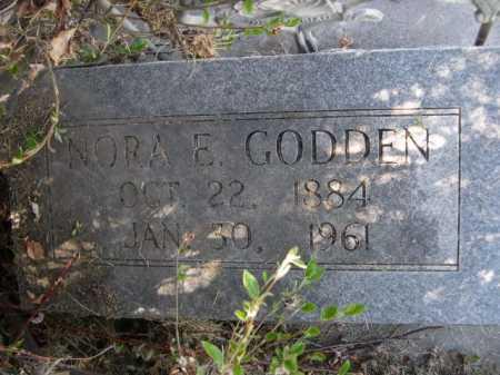 GODDEN, NORA E. - Dawes County, Nebraska | NORA E. GODDEN - Nebraska Gravestone Photos