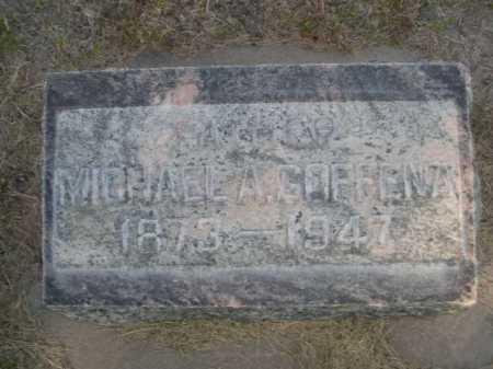 GOEFENA, MICHAEL A. - Dawes County, Nebraska | MICHAEL A. GOEFENA - Nebraska Gravestone Photos
