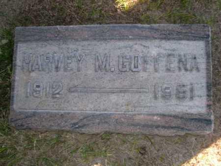 GOFFENA, HARVEY - Dawes County, Nebraska | HARVEY GOFFENA - Nebraska Gravestone Photos