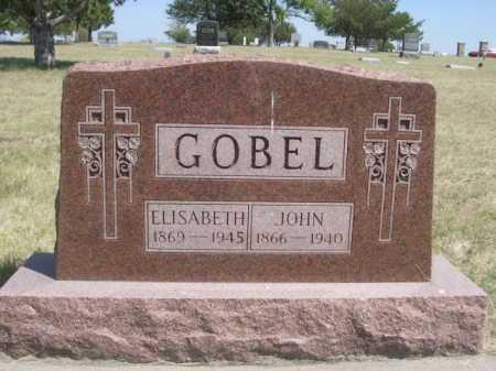 GOBEL, JOHN - Dawes County, Nebraska | JOHN GOBEL - Nebraska Gravestone Photos
