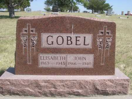 GOBEL, JOHN - Dawes County, Nebraska | JOHN GOBEL - Nebraska Gravestone Photos