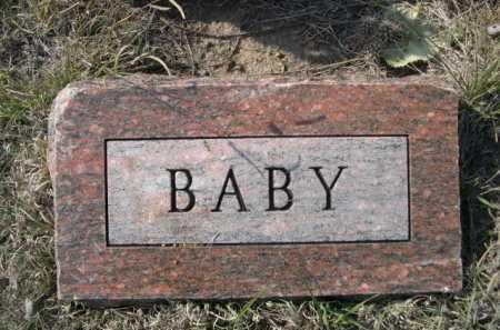 GOLDEN, BABY - Dawes County, Nebraska | BABY GOLDEN - Nebraska Gravestone Photos