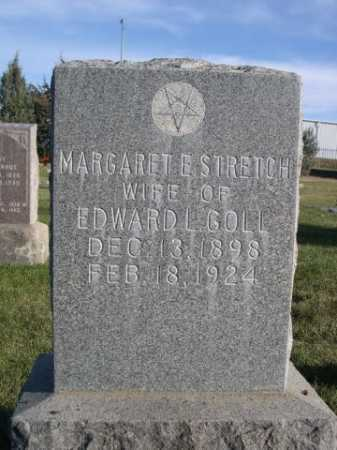 STRETCH GOLL, MARGARET E. - Dawes County, Nebraska | MARGARET E. STRETCH GOLL - Nebraska Gravestone Photos