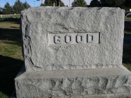 GOOD, FAMILY - Dawes County, Nebraska   FAMILY GOOD - Nebraska Gravestone Photos