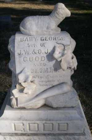 GOOD, GEORGE - Dawes County, Nebraska | GEORGE GOOD - Nebraska Gravestone Photos