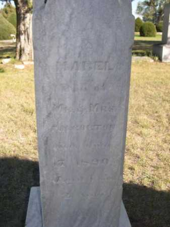 GORTON, MABEL - Dawes County, Nebraska | MABEL GORTON - Nebraska Gravestone Photos