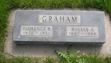GRAHAM, WILLIS A. - Dawes County, Nebraska   WILLIS A. GRAHAM - Nebraska Gravestone Photos