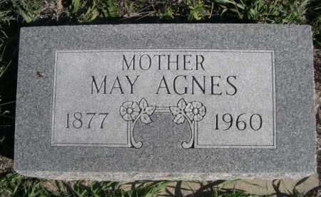 GRANT, MAY AGNES - Dawes County, Nebraska | MAY AGNES GRANT - Nebraska Gravestone Photos